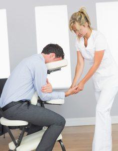 Mobile Massage Stuhlmassage Ausbildung