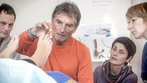 Fußdiagnostik Ausbildung mit Heinz Friess