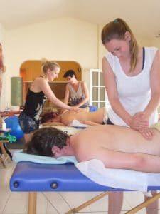 Wellnesstherapeut Ausbildung