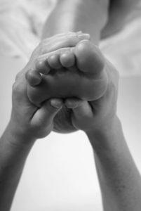 Fußreflexzonenmassage lernen mit Anleitung