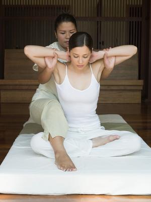 Ablauf einer Thaimassage Ausbildung