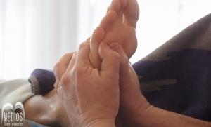 Fußreflexzonen Ausbildung