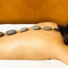 was ist hotstone massage