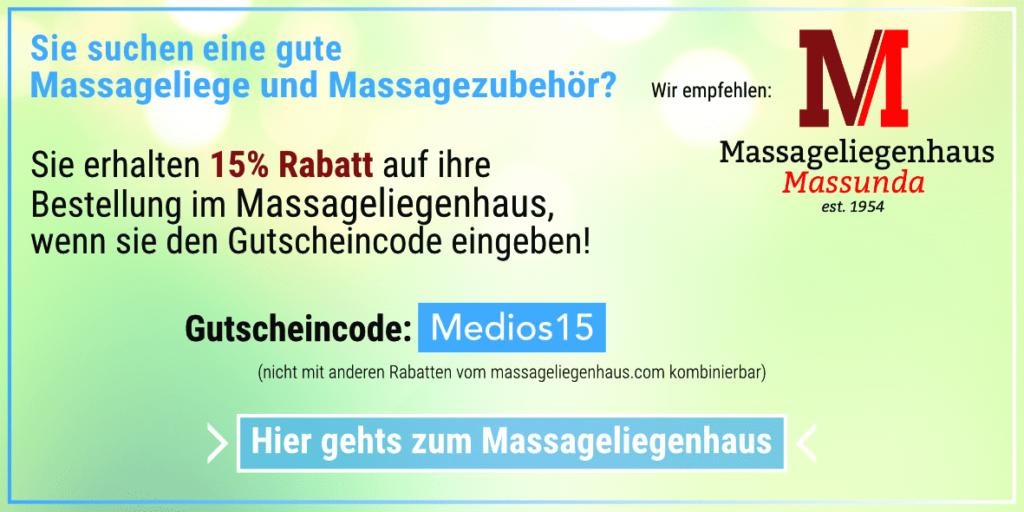 Massagezubehoer und Massagebänke - Massageliegenhaus