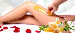 Sugaring Ausbildung -Behandlung mit Zuckerpaste