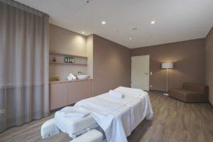 Hotel- Wellnessbereich
